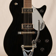 Photo von Gretsch G6128T-GH Duo Jet Black George Harrison Signature (2011)