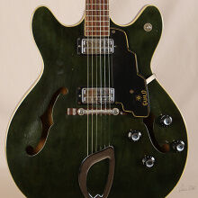 Photo von Guild Starfire IV Emerald Green (1967)