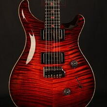Photo von PRS Custom 24 Fire Red Glow Private Stock #7201 (2017)