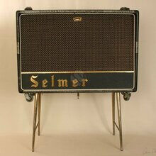 Photo von Selmer Truetone Mk II Thunderbird Twin 50 Amp (1964)