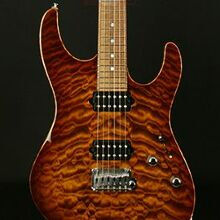 Photo von Suhr Modern S Bengal Burst (2010)