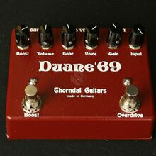Photo von Thorndal Duane 69 Overdrive/Boost Pedal (2015)