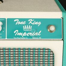 Photo von Tone King Imperial Turquoise Combo (2014)