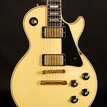 Photo von Gibson Les Paul Custom 20th Anniversary White (1974)